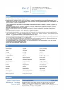 LI-resumebuilder