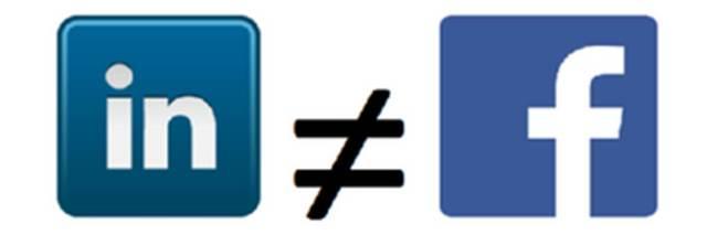 FB not LI